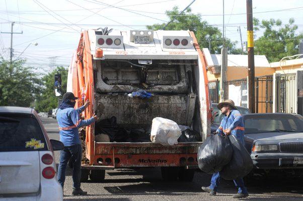 Se les pasa a  vecinos sacar la basura: Barraza Almazán