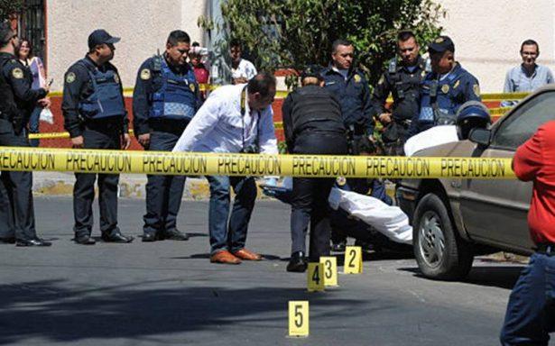Homicidios en México aumentan 18% en primeros nueve meses del 2018