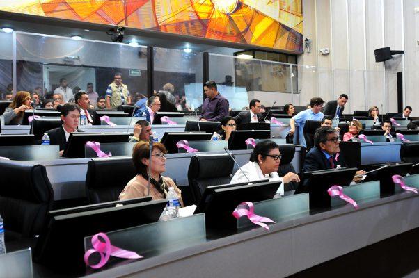 Diputados locales de Morena solicitan ayuda en seguridad a EPN