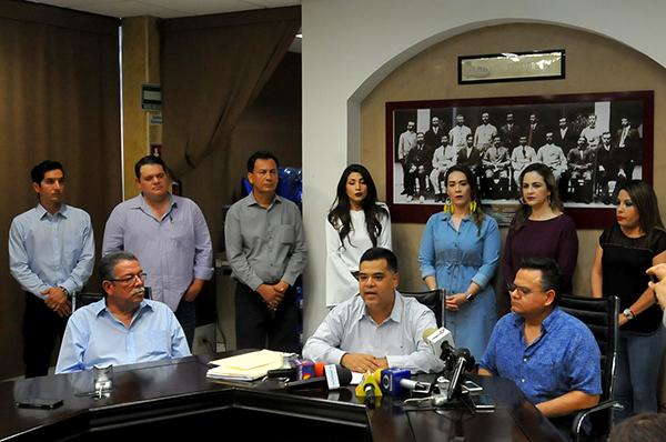 Confía Rodolfo Lizárraga en el acuerdo de la Cricp