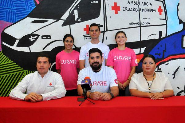 Ofrecerá la Cruz Roja su área de fisioterapia a un costo bajo