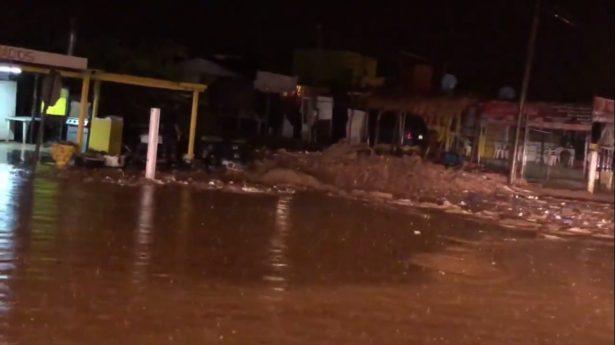 """[VIDEOS] Reporte preliminar de daños en el Golfo de Santa Clara por """"Rosa"""""""
