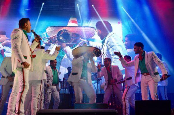 Banda El Recodo con nuevo integrante y disco de celebración