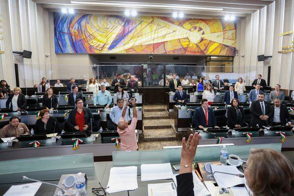 Se registran 40 aspirantes a Fiscal