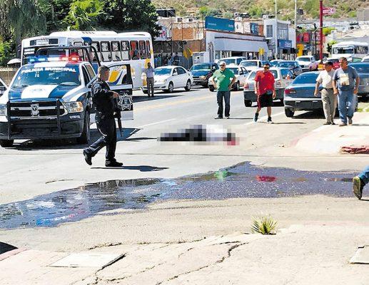 Grupos armados ponen a Guaymas bajo fuego intenso