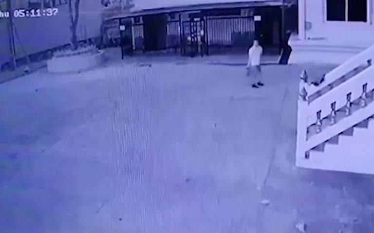 [Video] Hombre muere en llamas por no ganar la lotería
