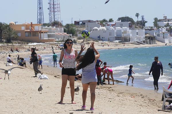 Hechos violentos recientes no han afectado el turismo