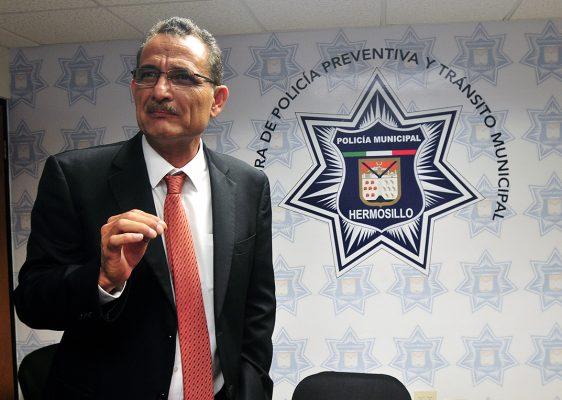 Tendrá prioridad la paz, protección y el orden: Comisario de Seguridad