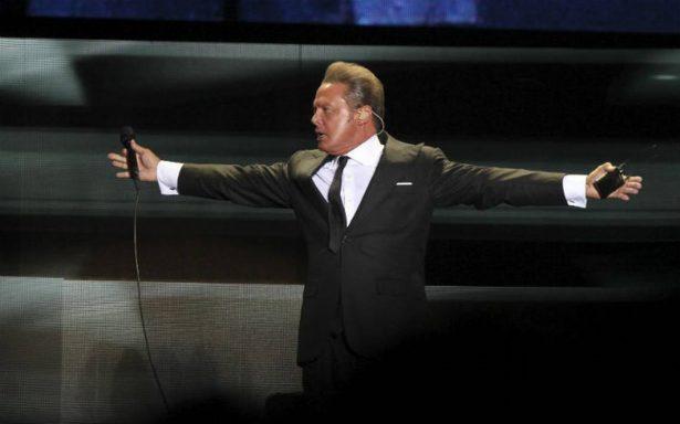 No existe nueva fecha para concierto de Luis Miguel
