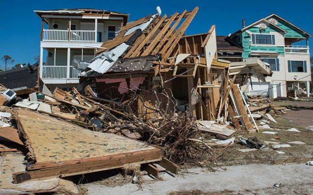 Aumenta a 17 la cifra de muertos por huracán Michael