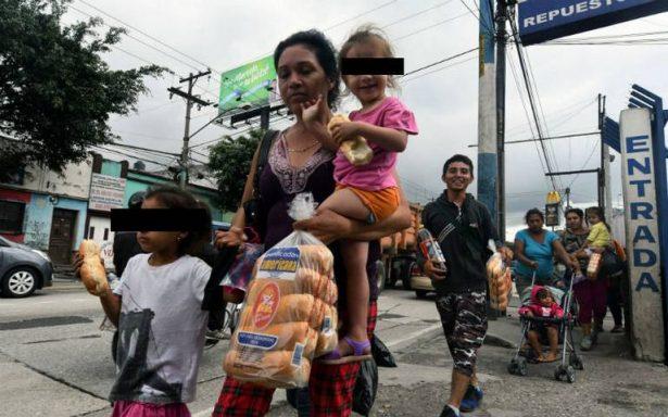 México reabre frontera para dar paso a migrantes