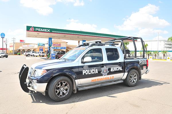 Despojan de las ganancias a un despachador de gasolinera