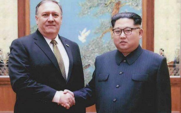 Mike Pompeo se reunirá con Kim Jong Un este domingo en Corea del Norte