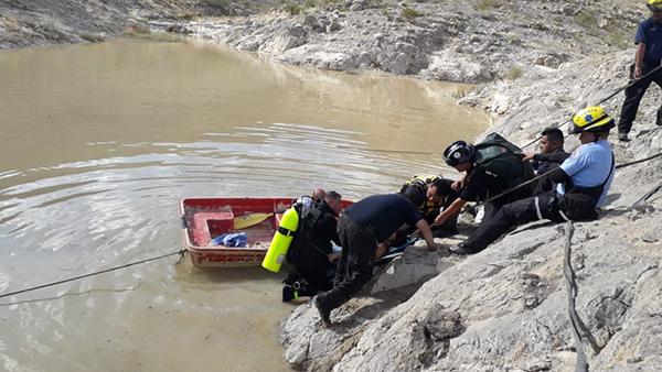 Muere un jornalero ahogado en represo