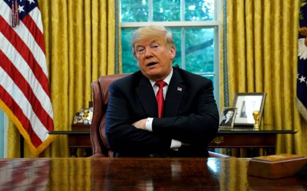 Donald Trump pondrá fin a tratado nuclear con Rusia