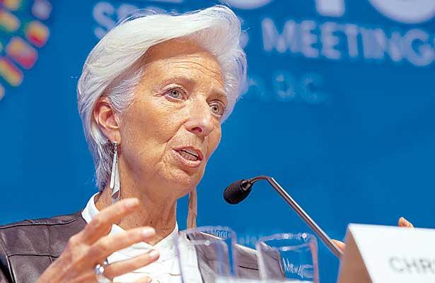 Anticipa FMI crecimiento de 1.7 % para México en 2017