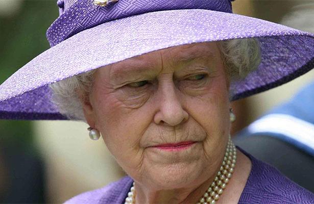La reina Isabel II sancionó hoy la ley del brexit, informa el Parlamento