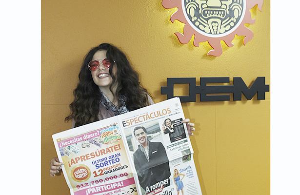 Camila, te invita a participar en el magno sorteo de OEM