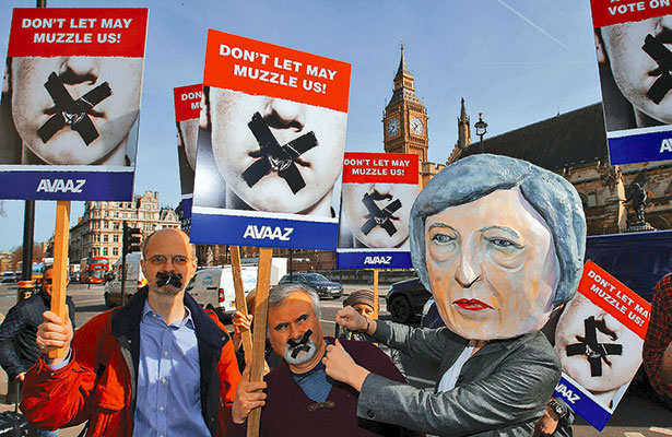 Theresa May tiene el apoyo parlamentario para lanzar el Brexit