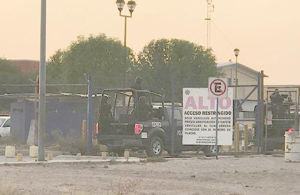 Riña en penal de La Pila en San Luis Potosí
