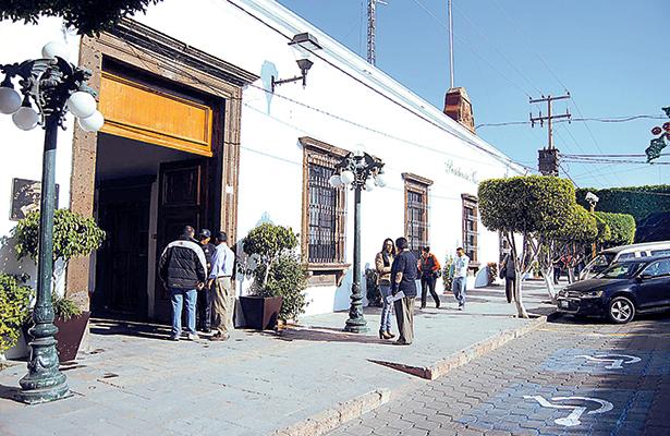 Reprueba San Juan del Río en transparencia