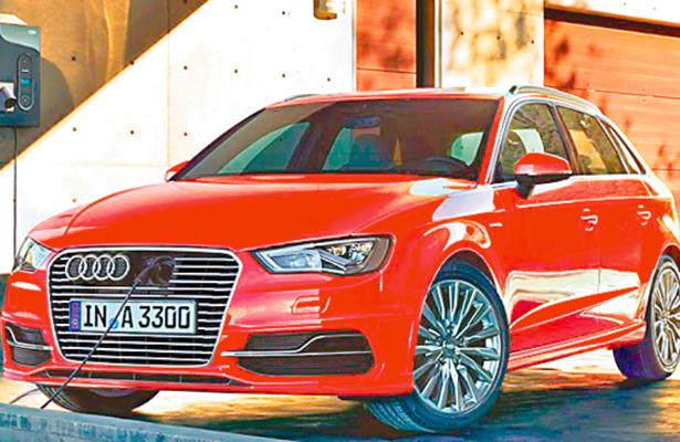 Audi lleva vehículos eléctricos al mercado chino