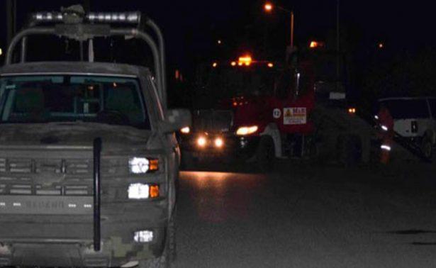 Reynosa vive otra vez persecuciones y balaceras