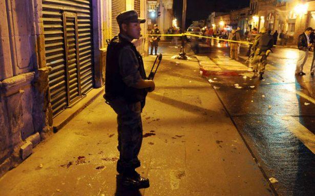 Heridas siguen abiertas a 10 años del atentado en Morelia