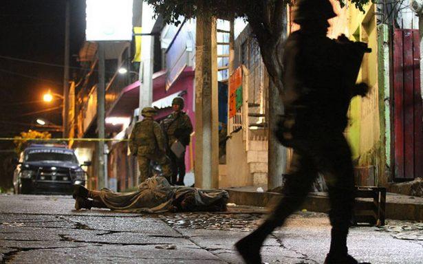 Violencia le costó a México 21% del PIB en 2017: Índice de Paz
