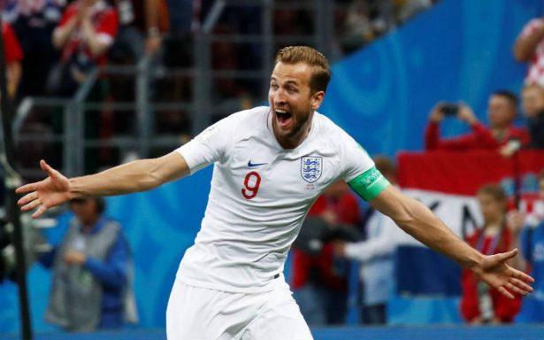 Harry Kane se lleva la Bota de Oro del Mundial de Rusia 2018