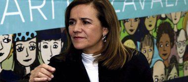 El PAN se ha convertido en autoritario: Margarita Zavala