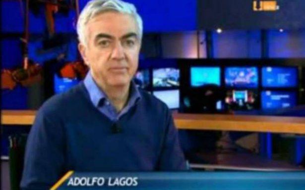 ¿Quién era Adolfo Lagos, vicepresidente de Televisa asesinado en el Edomex?