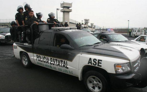 Riña entre reos del penal de Neza Bordo deja dos heridos