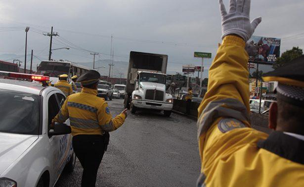 Crece robo con violencia a camiones de carga, revela Coparmex