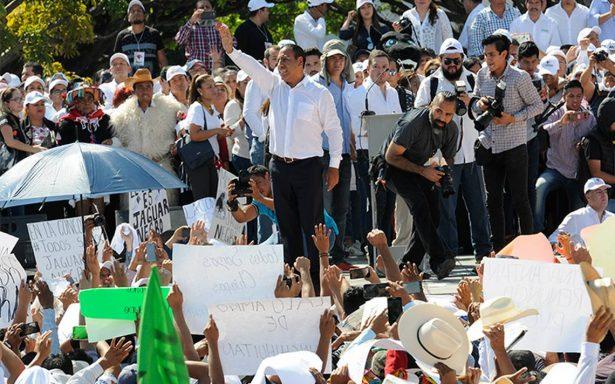 Renuncia el líder estatal del Partido Verde en Chiapas