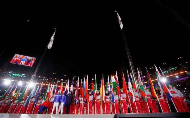 Paralímpicos de Pyeongchang cierran con homenaje a Stephen Hawking