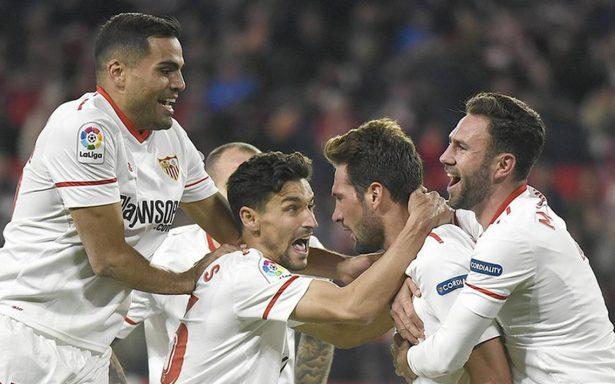 Layún entra a la final de la copa del Rey tras victoria con Sevilla