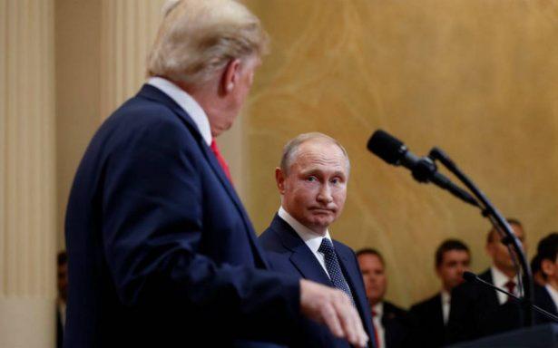 Putin reitera que Rusia no intervino en elecciones de EU
