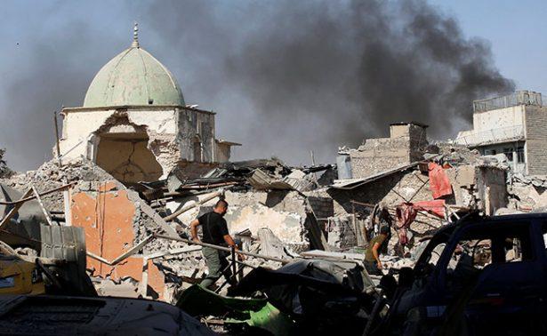 Liberación de Mosul del control de ISIS podría ser anuncida en días: EU