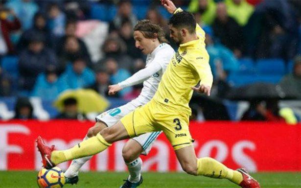 El Real Madrid pierde ante el Villarreal 1-0