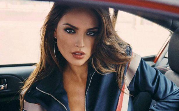 Descubre el lado más sexy de Eiza González con sensual atuendo transparente