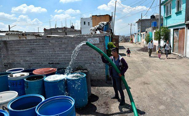 Consulte las colonias de la CDMX donde se cobrará el agua por tandeo