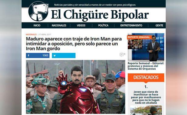 """Otorgan reconocimiento a portal venezolano de noticias """"deformadas"""""""