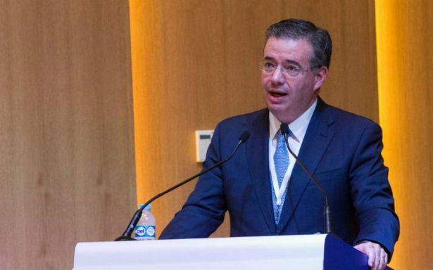 Inflación podría no bajar de acuerdo a pronosticado: Alejandro Díaz, nuevo gobernador de Banxico
