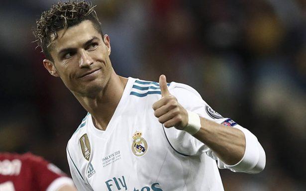 """La bomba que CR7 soltó: """"Fue muy bonito estar en el Real Madrid"""""""