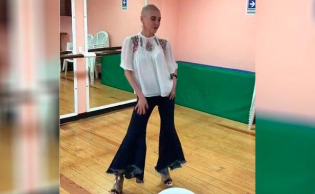 """Edith González nos baila """"despacito"""" y con mucha actitud ?"""