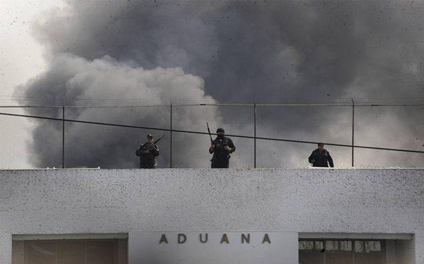 Cárceles de Sonora lideran las riñas de internos en el país