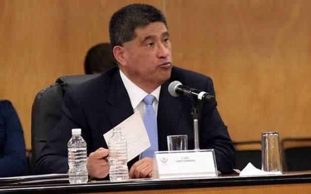 Excontralor de Javier Duarte asegura tener un currículum limpio para la ASF