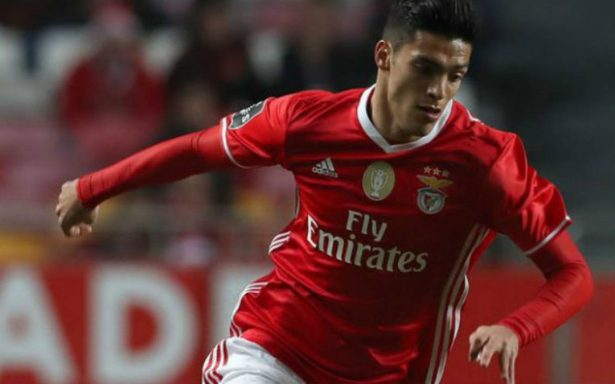 VIDEO: Raúl Jiménez anota en la goleada del Benfica ante Rio Ave