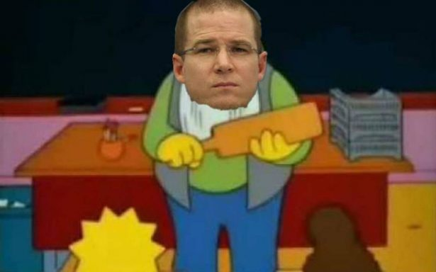 Los memes de Ricardo Anaya como nuevo profesor de la UNAM